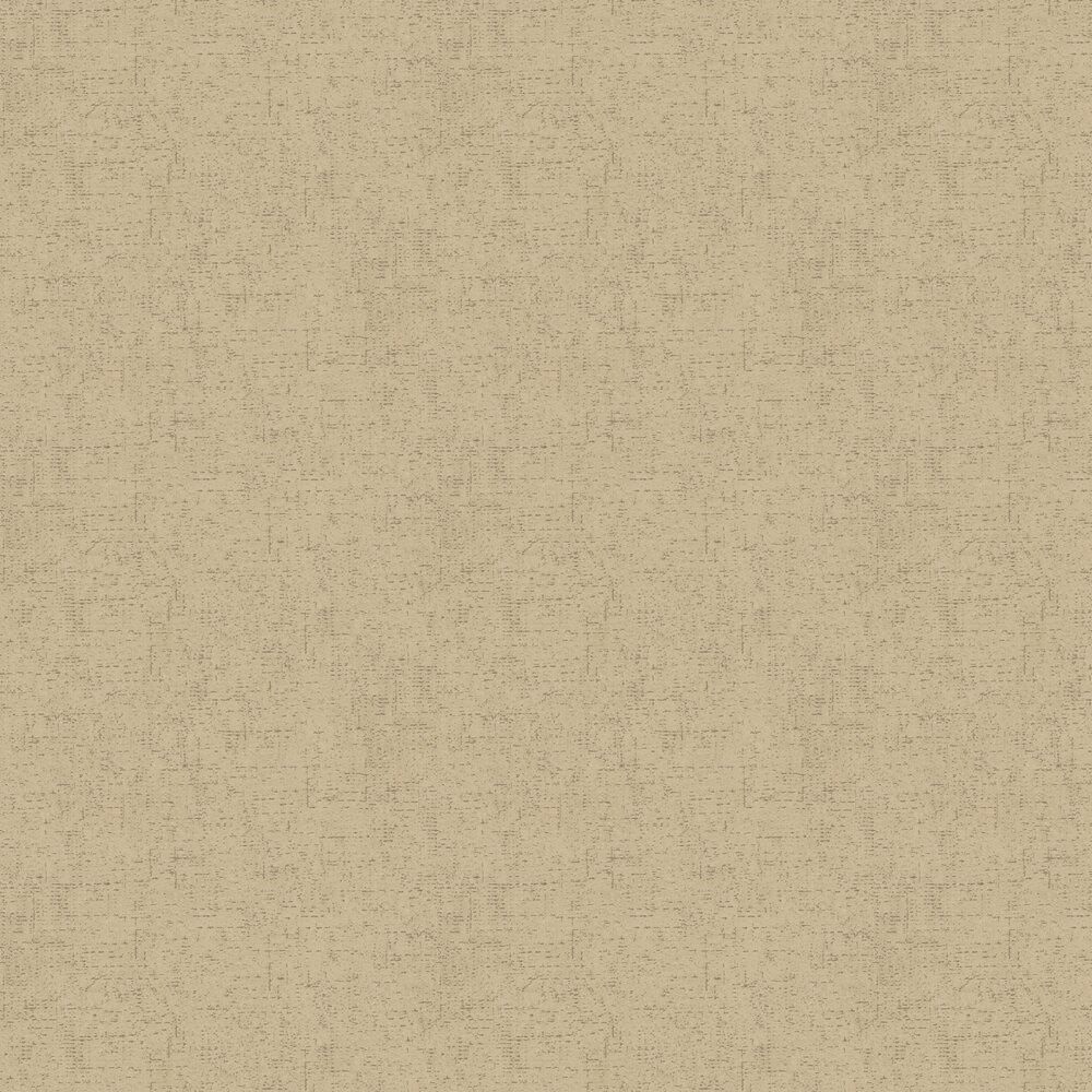 Rustic Weave Wallpaper - Tan - by Metropolitan Stories