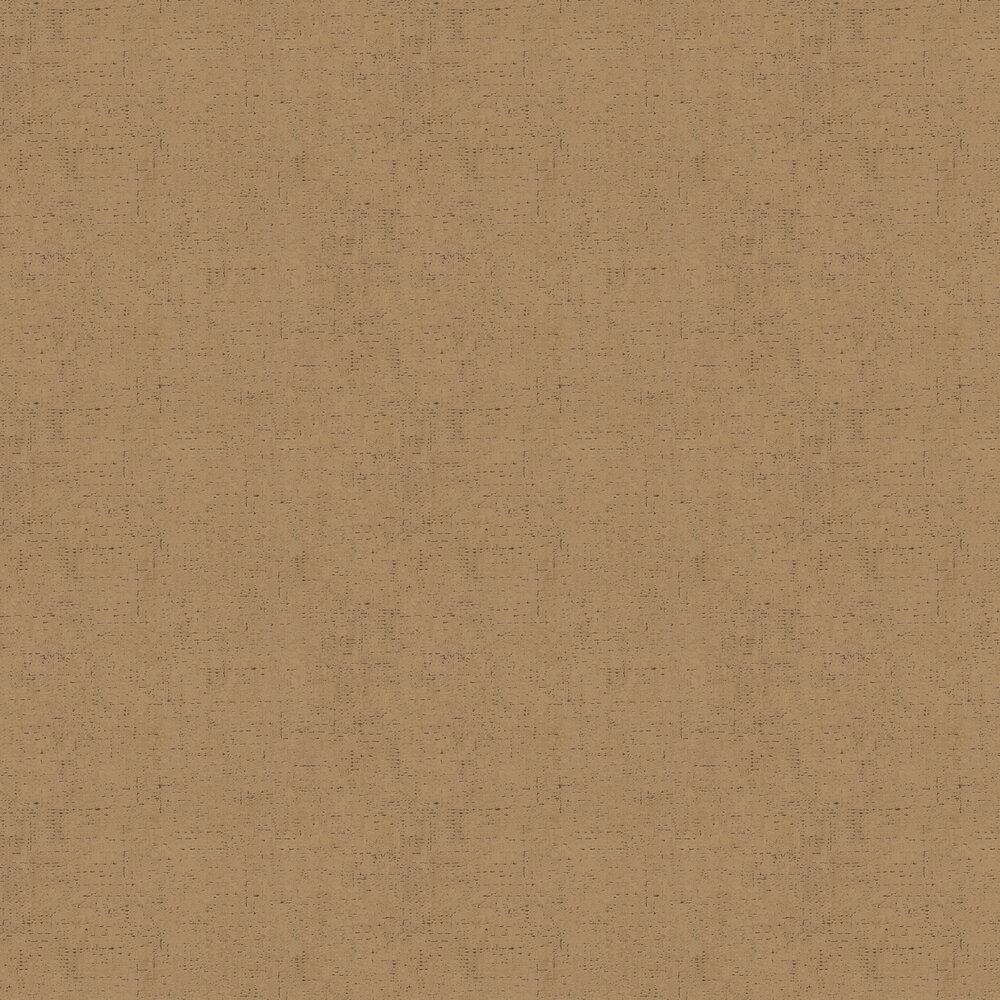 Rustic Weave Wallpaper - Orange - by Metropolitan Stories