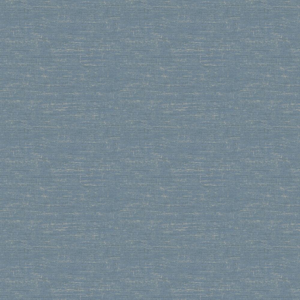 Textile Wallpaper - Aqua - by Metropolitan Stories