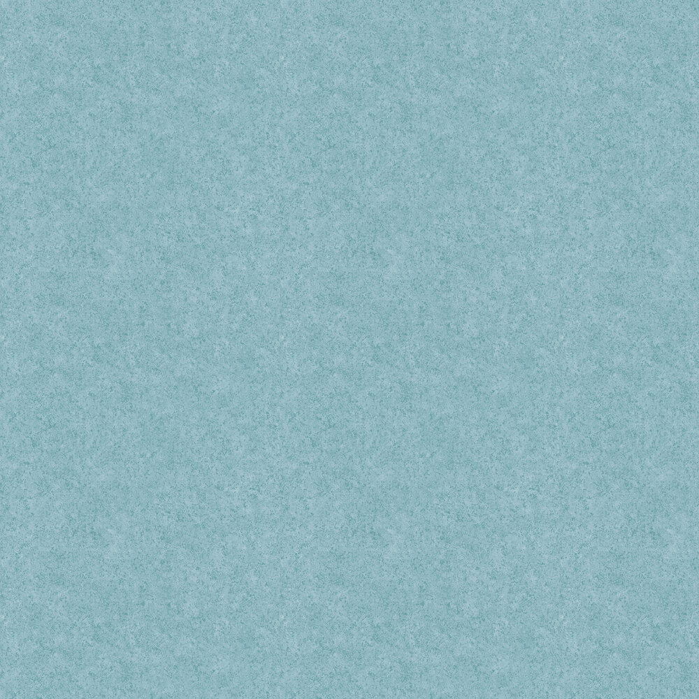 Plaster Wallpaper - Aqua - by Metropolitan Stories