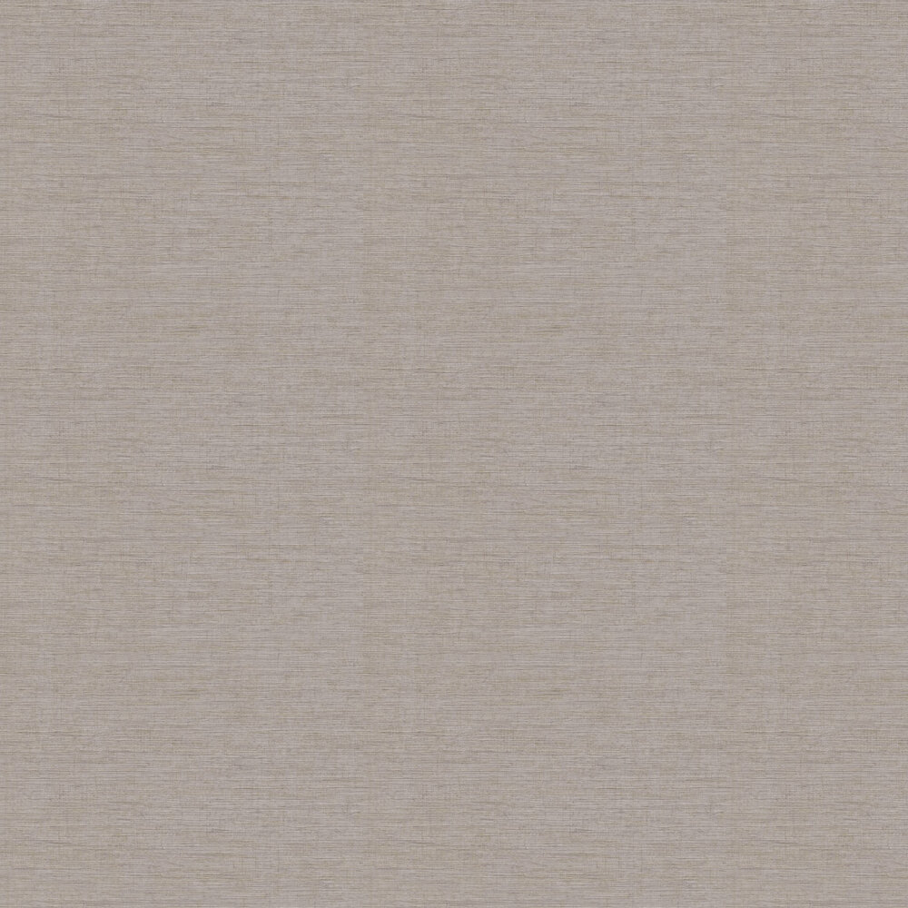 Textile Wallpaper - Brown - by Metropolitan Stories