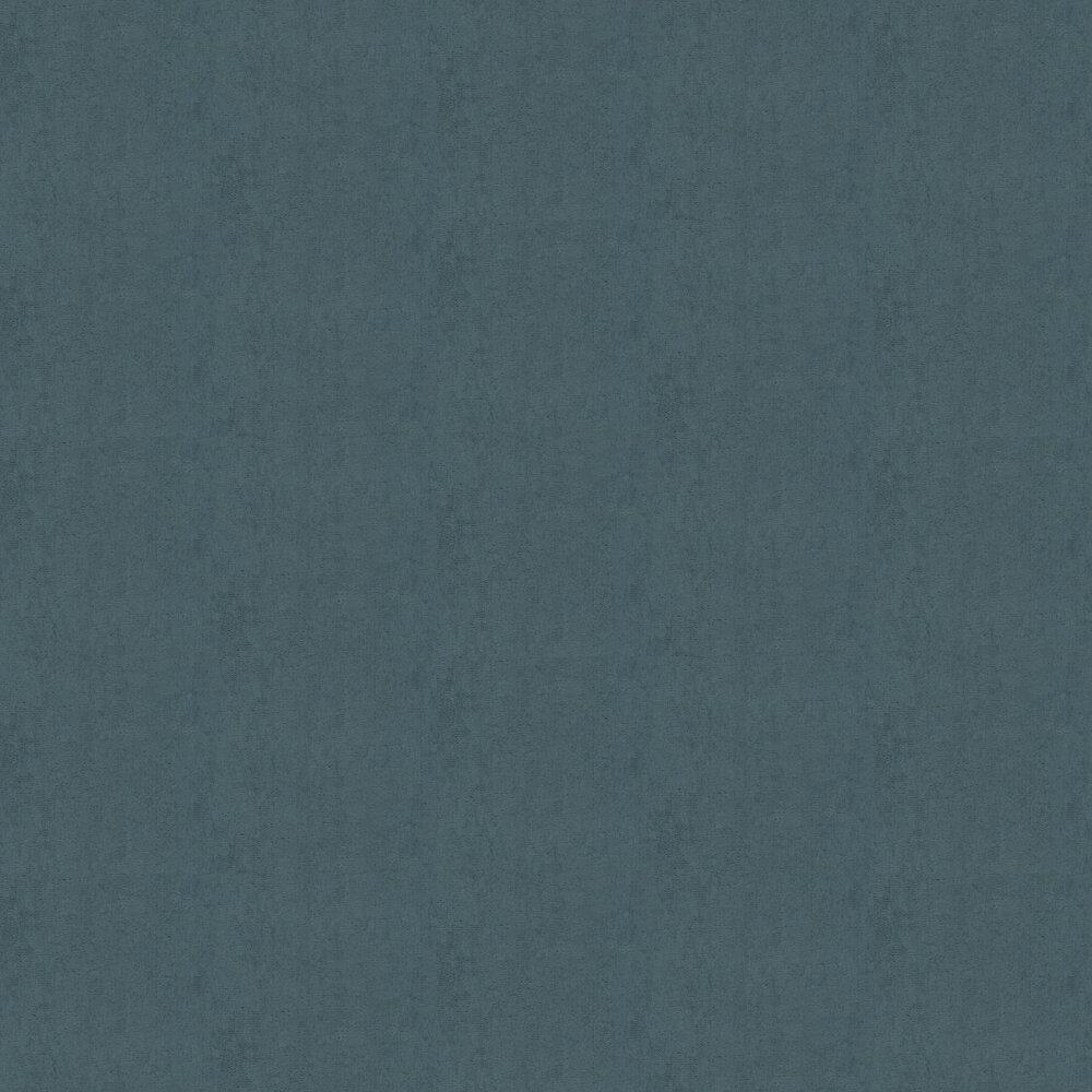 Rustic Weave Wallpaper - Aqua - by Metropolitan Stories