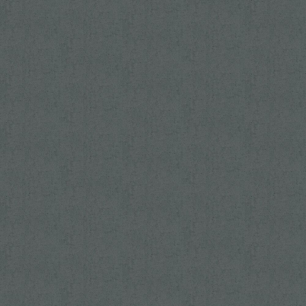 Rustic Weave Wallpaper - Slate - by Metropolitan Stories