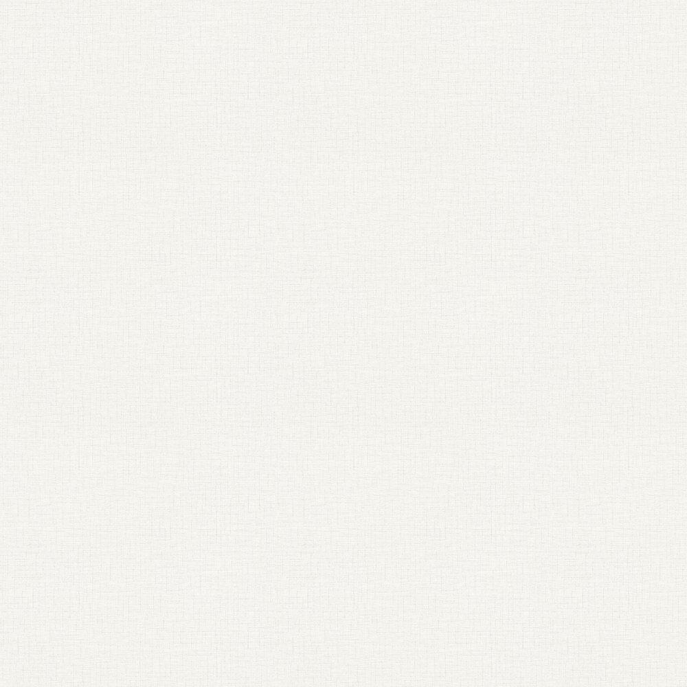 Woven Wallpaper - Cream - by Metropolitan Stories