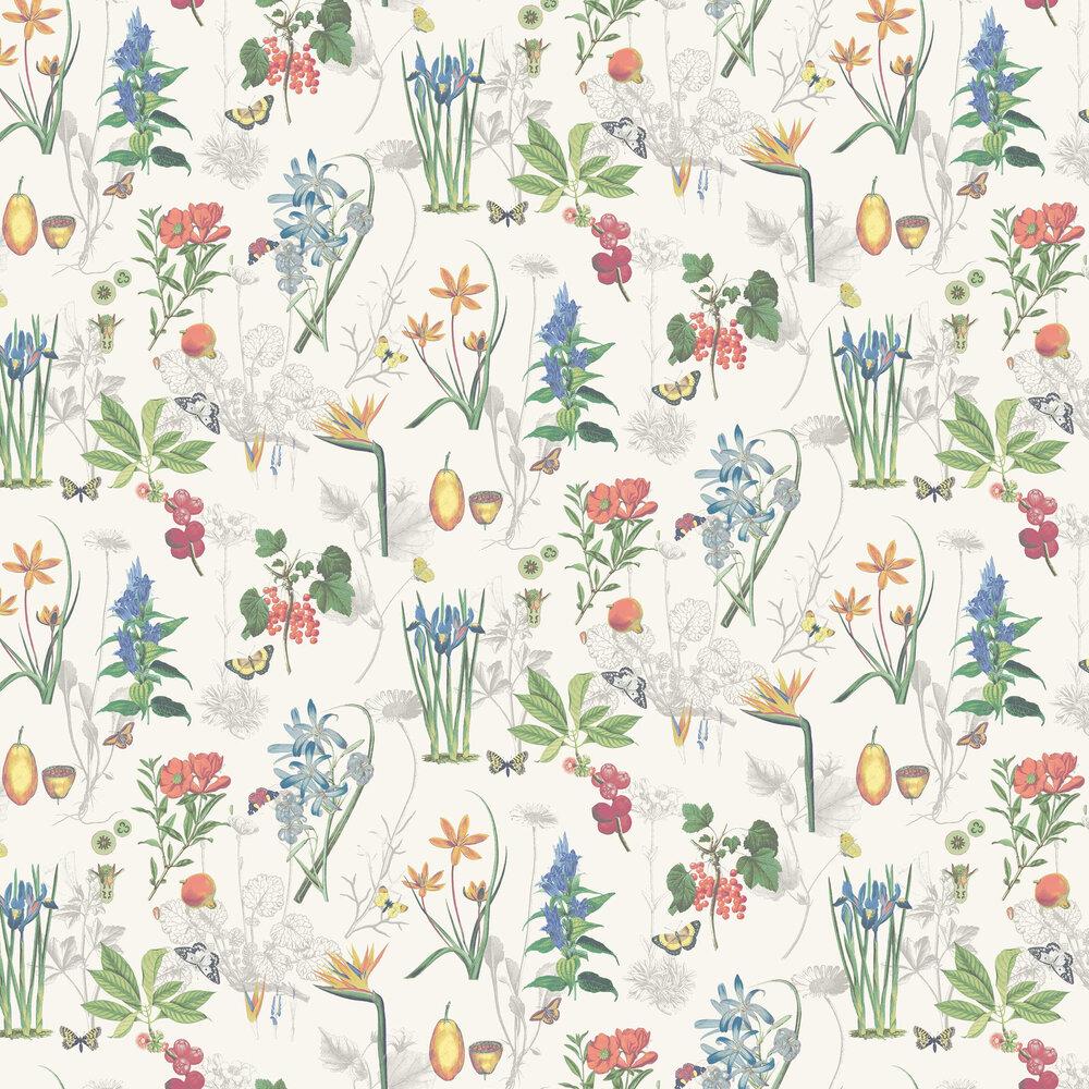 Marianne Wallpaper - Botany - by Elizabeth Ockford