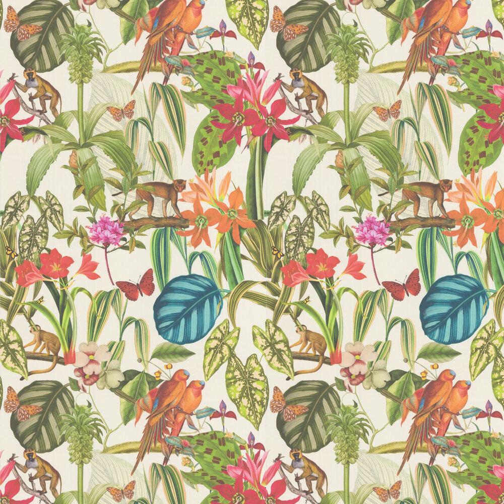 Caicos Wallpaper - Tropical - by Prestigious