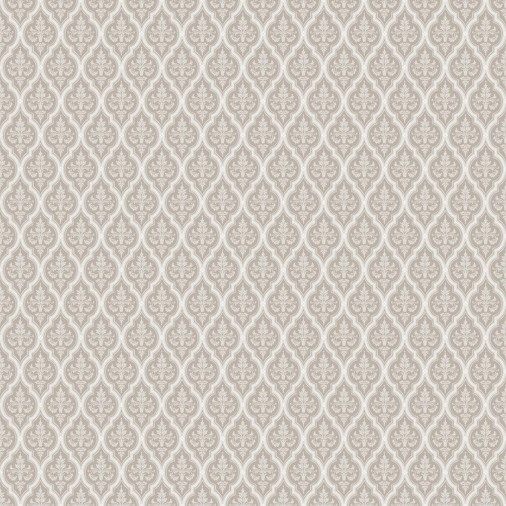 Lillie Wallpaper - Blush - by Sandberg
