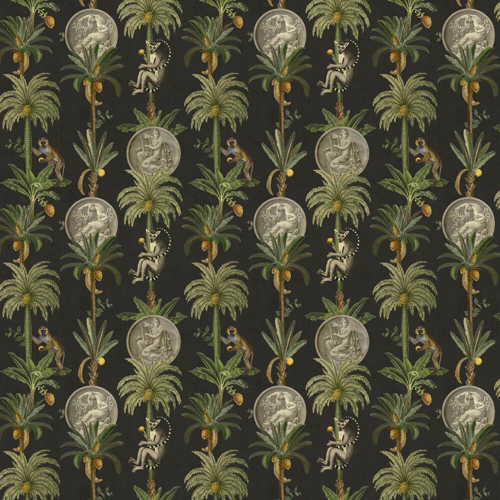 Lémurs Wallpaper - Eclipse - by Coordonne