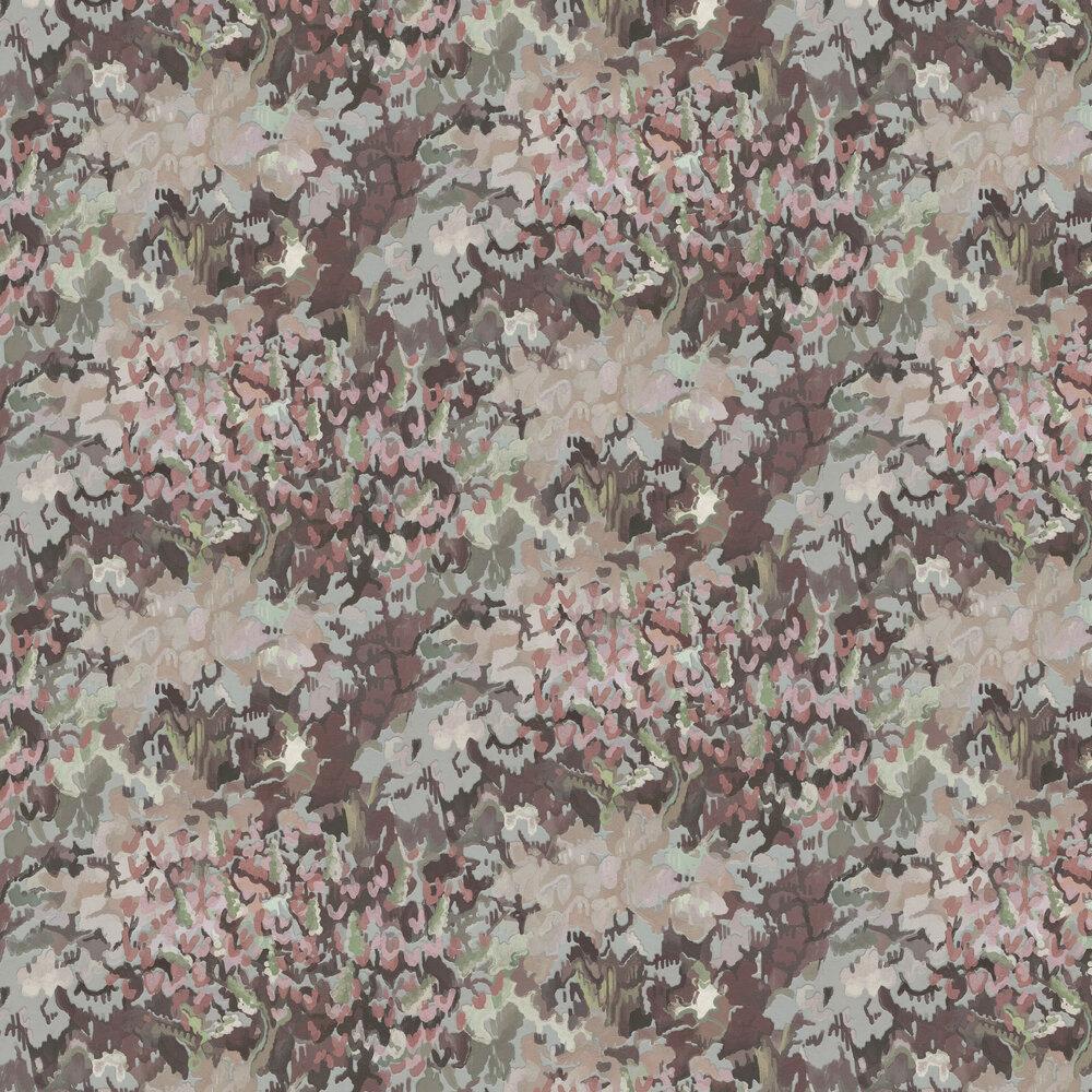 Forêt Wallpaper - Autumn - by Coordonne