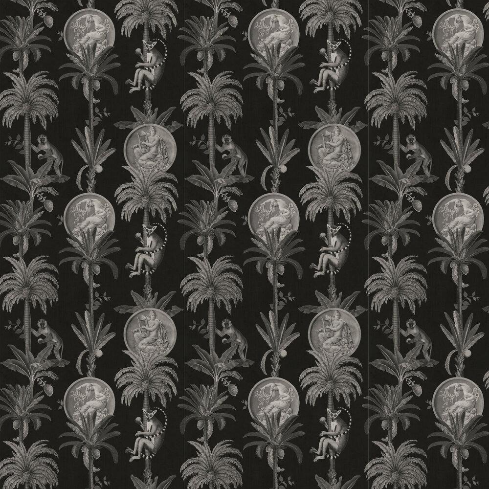 Lémurs Wallpaper - Off - by Coordonne