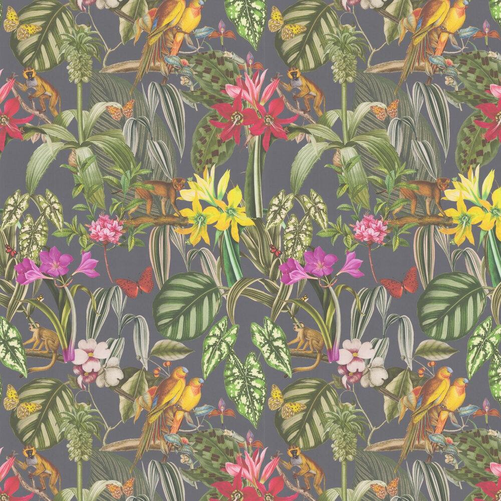 Caicos Wallpaper - Dusk - by Prestigious