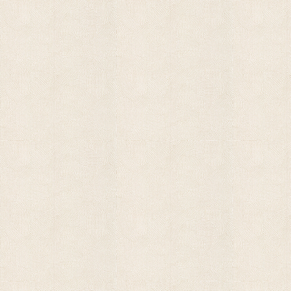 Franz   Wallpaper - Ivoire - by Casamance