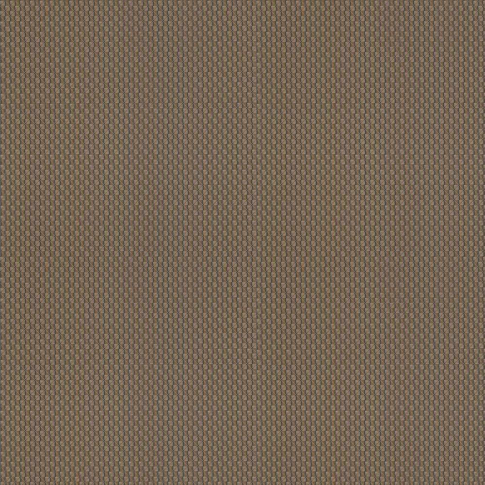 Trenza Wallpaper - Noir - by Casamance