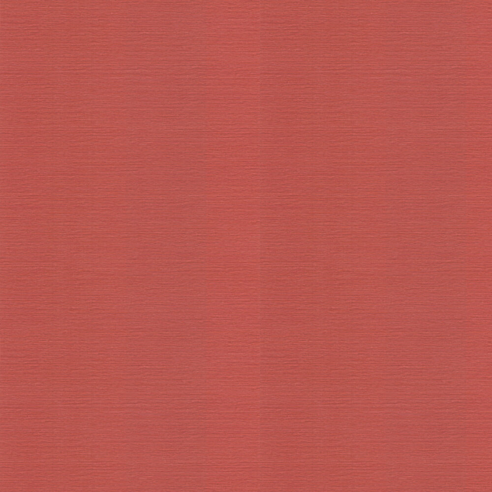 Malacca Wallpaper - Coquelicot - by Casamance