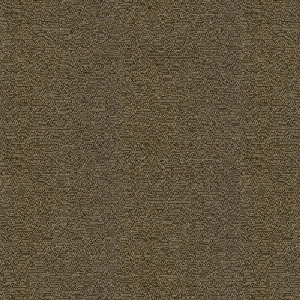 Josef   Wallpaper - Carbone - by Casamance