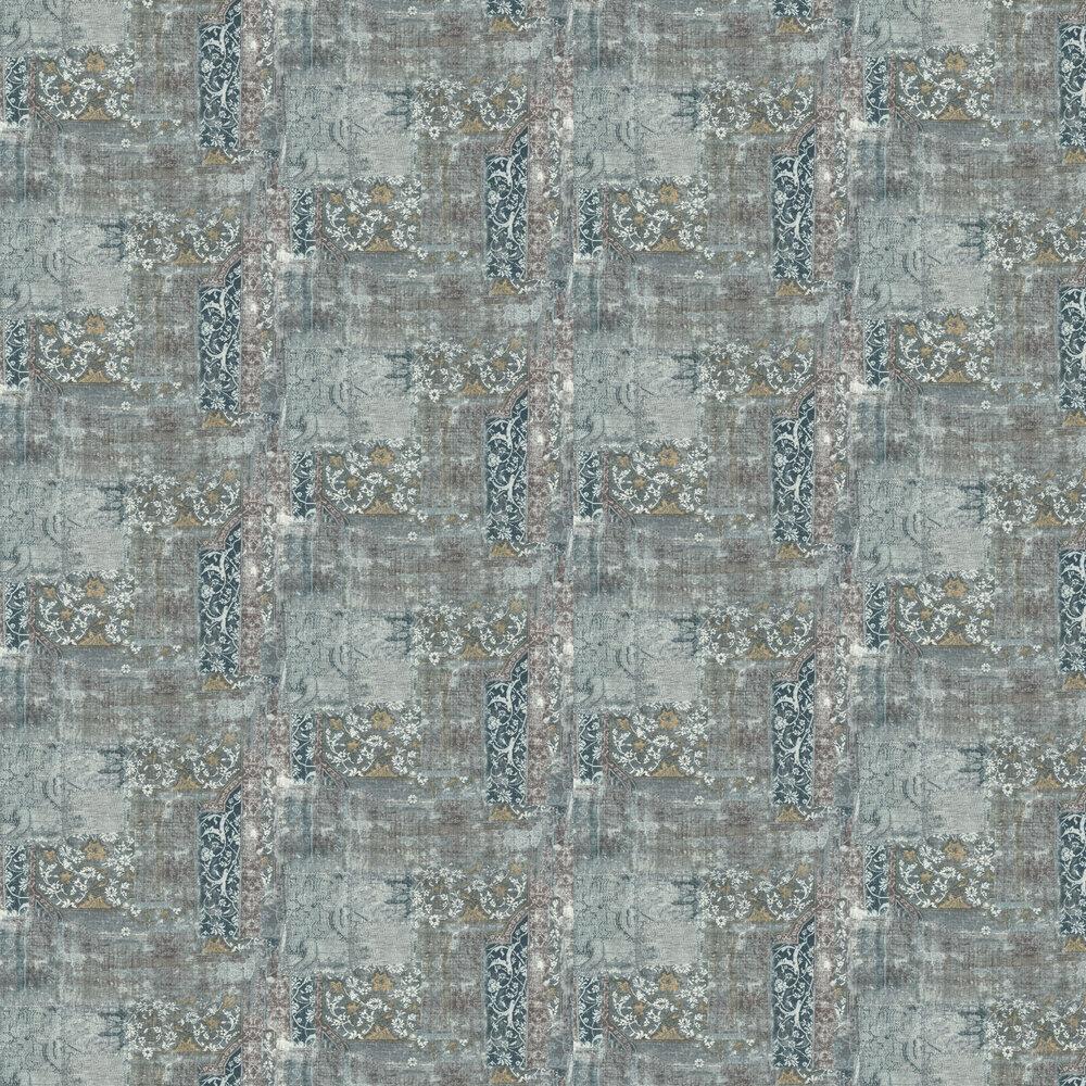 Galeecha Wallpaper - Emeraude - by Casamance