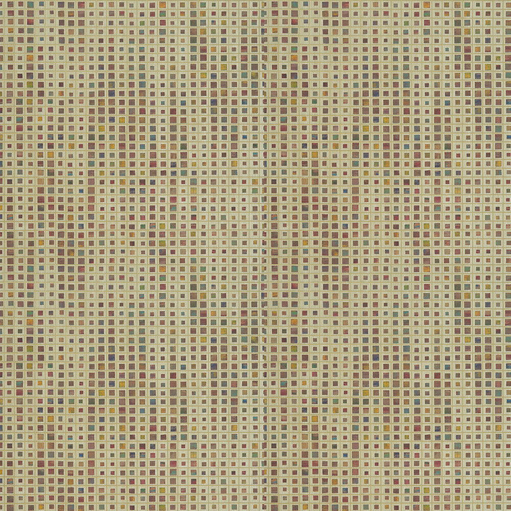 Sunago Vinyl Wallpaper - Jewel - by Osborne & Little