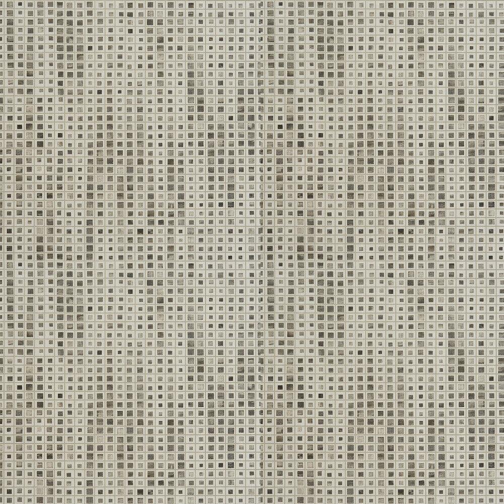 Sunago Vinyl Wallpaper - Stone - by Osborne & Little