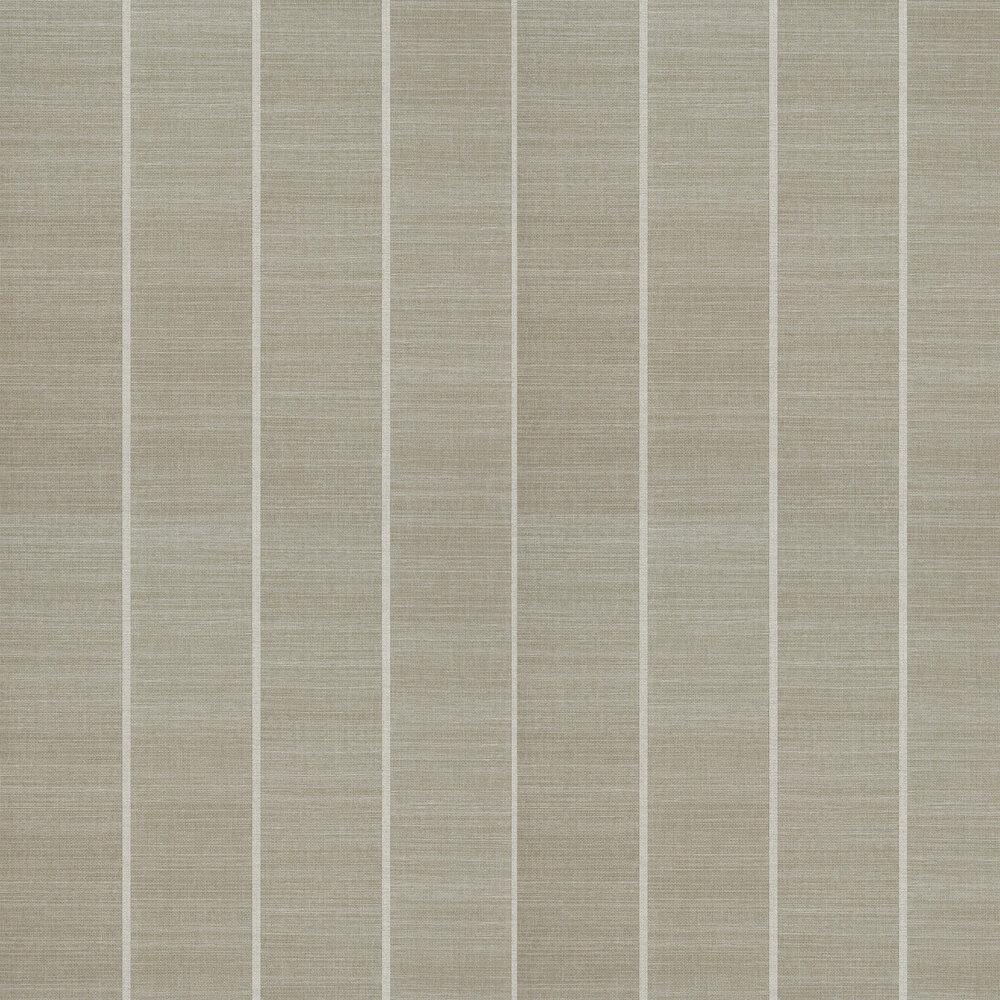 Shoji Vinyl Wallpaper - Linen - by Osborne & Little