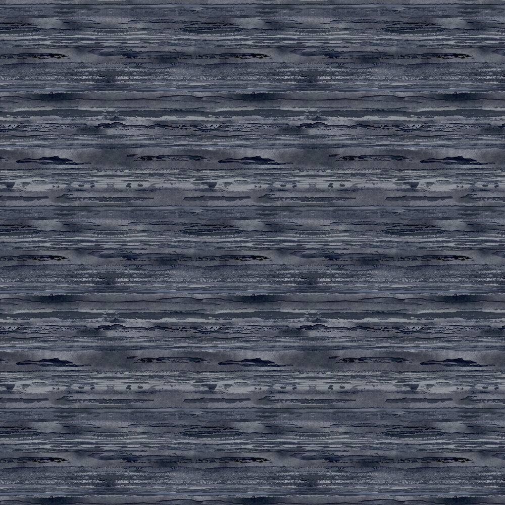 Sahara Wallpaper - Denim Blue - by Arthouse