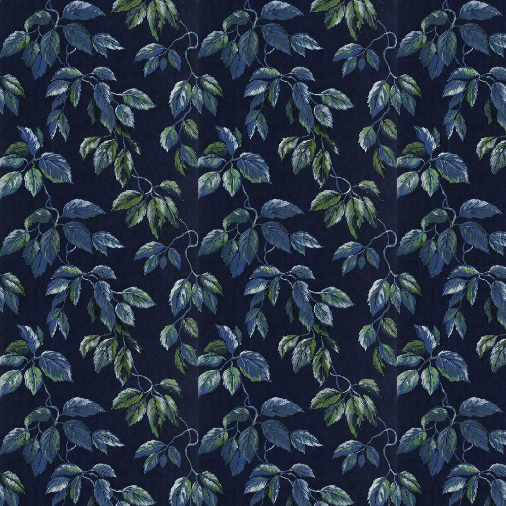 Jangal  Wallpaper - Viridian - by Designers Guild
