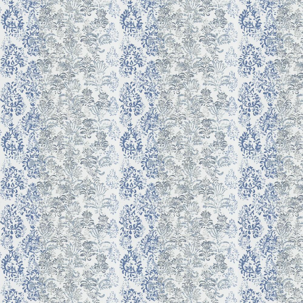 Kasavu  Wallpaper - Delft - by Designers Guild