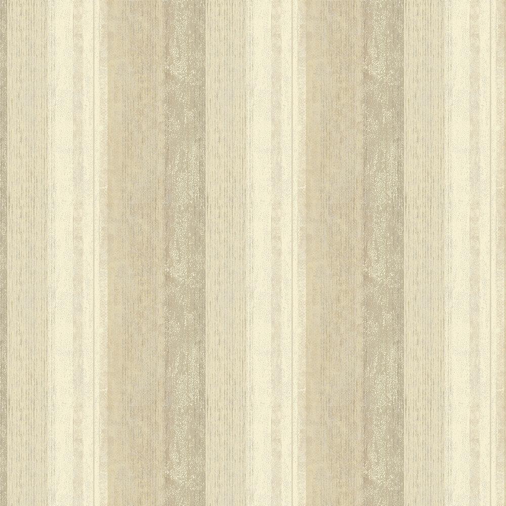 Newick Wallpaper - Cream - by Elizabeth Ockford