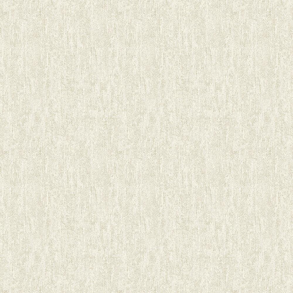 Barcombe Wallpaper - White - by Elizabeth Ockford