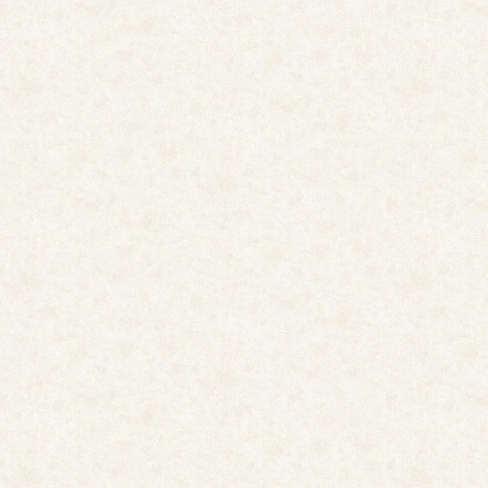 Isfield Wallpaper - White - by Elizabeth Ockford