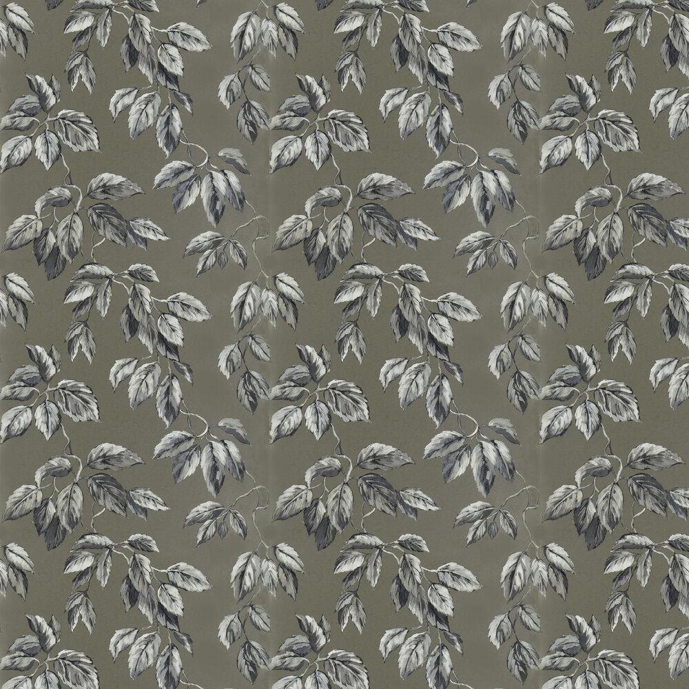Jangal  Wallpaper - Zinc - by Designers Guild