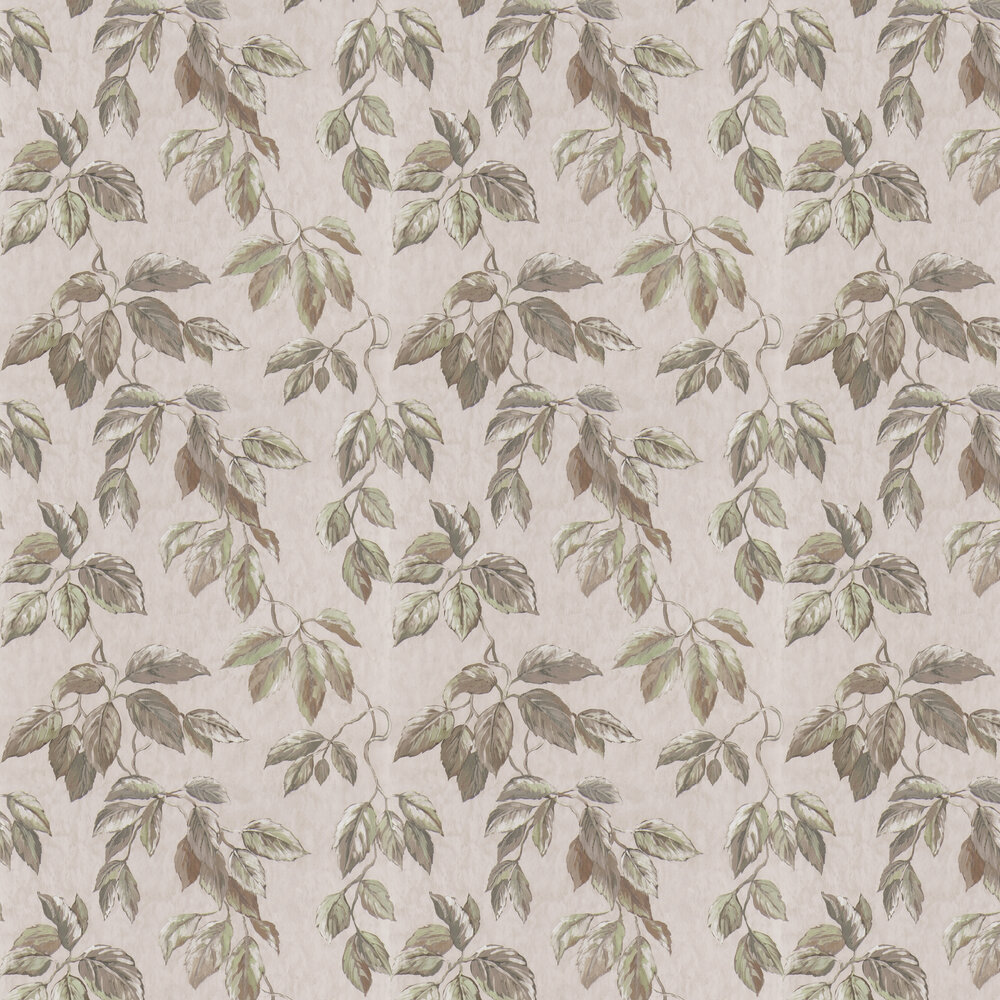 Jangal  Wallpaper - Shell - by Designers Guild