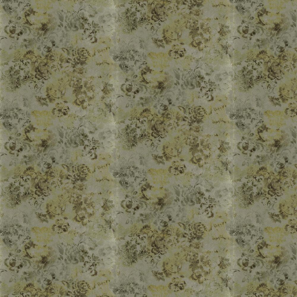 Tarbana  Wallpaper - Gold - by Designers Guild