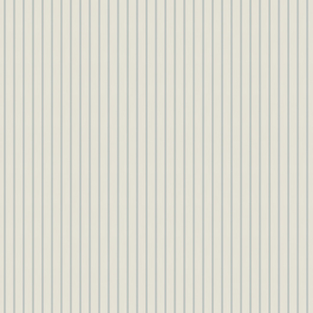 Suitcase Stripe Wallpaper - Ivory - by Ted Baker