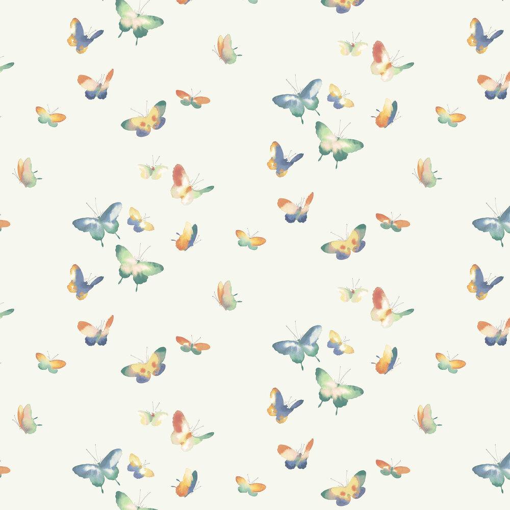 Kamala Wallpaper - Blush - by Elizabeth Ockford