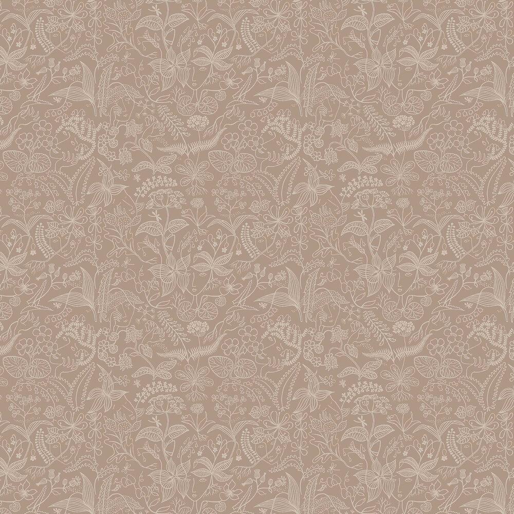 Grazia Wallpaper - Clover - by Boråstapeter