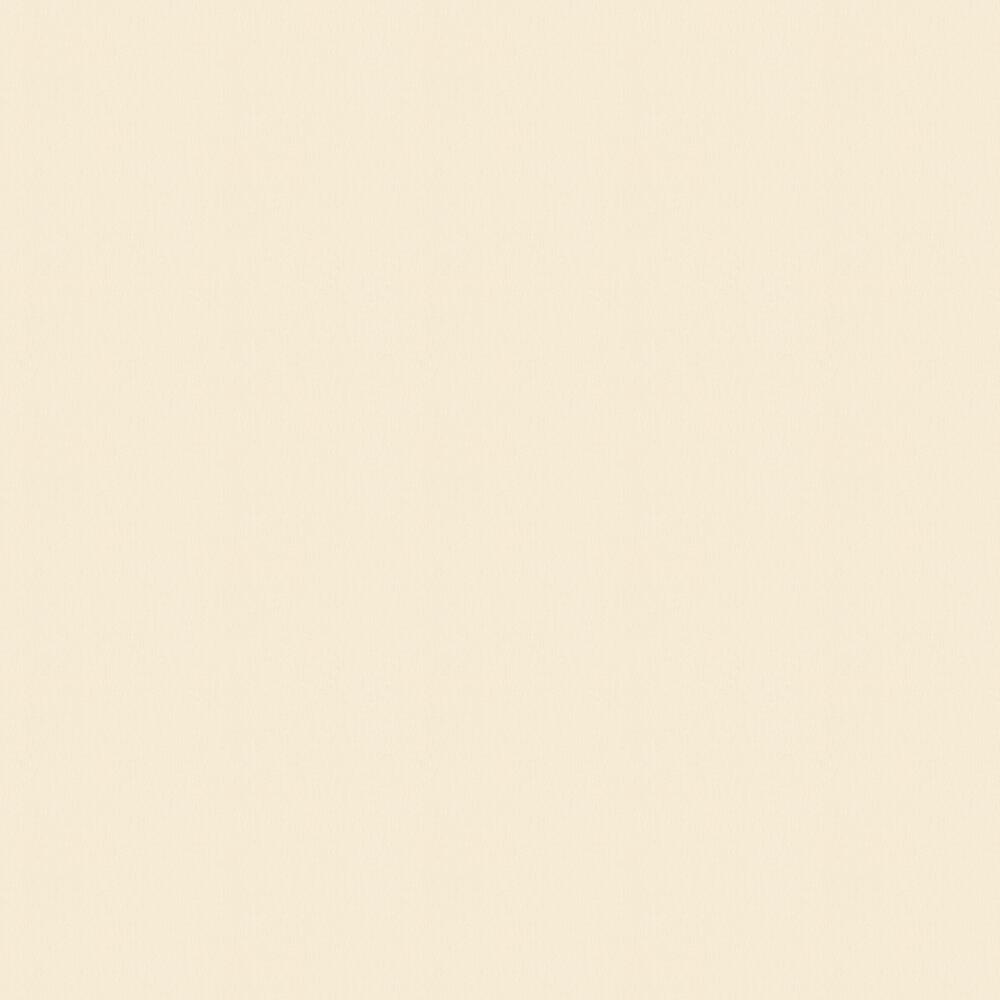 Plain Wallpaper - Cream - by Karl Lagerfeld