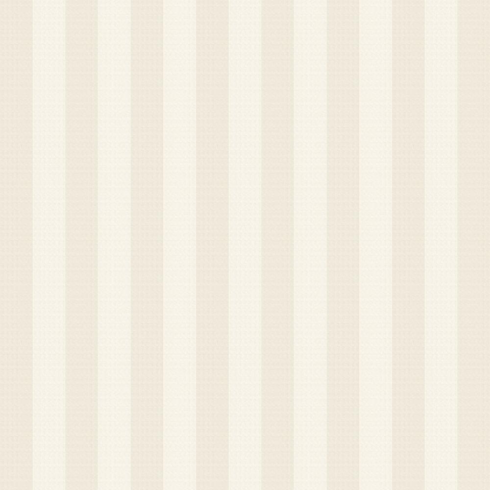 Stripes Wallpaper - Blush - by Karl Lagerfeld