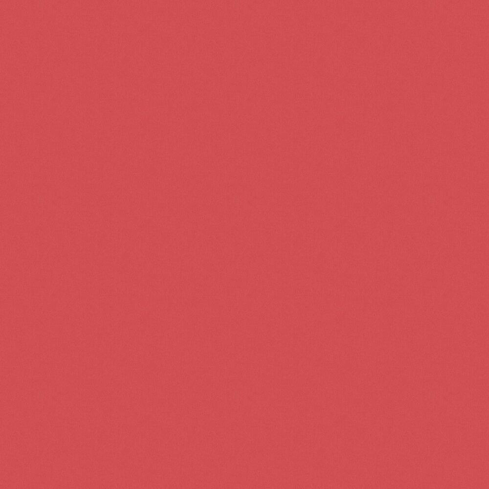 Plain Wallpaper - Red - by Karl Lagerfeld