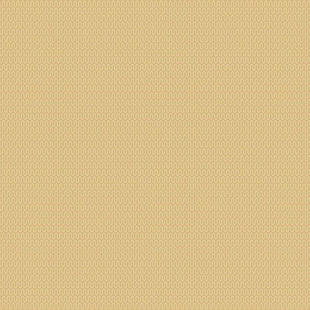 Ypsilon Wallpaper - Old Gold - by Boråstapeter