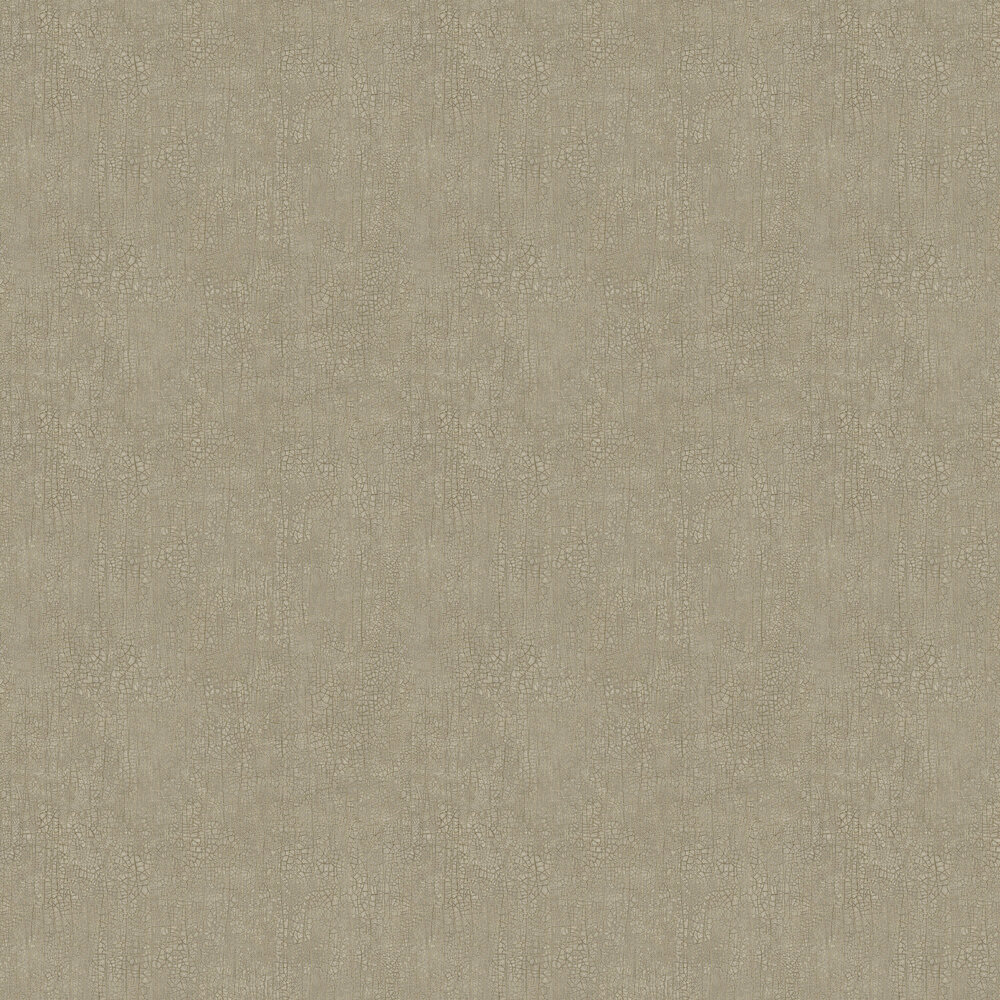 Raku Wallpaper - Earthy Brown - by Boråstapeter