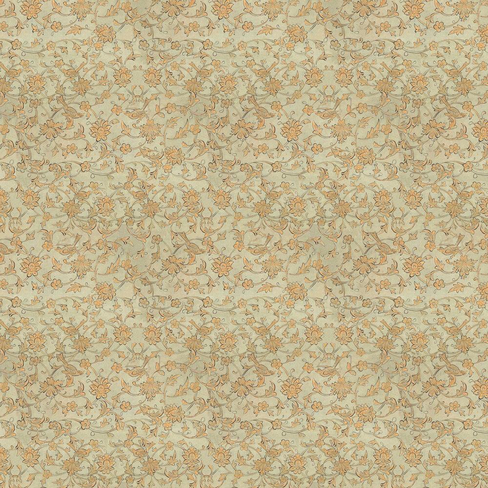 Backyard Flowering Wallpaper - Seacrest - by Mind the Gap