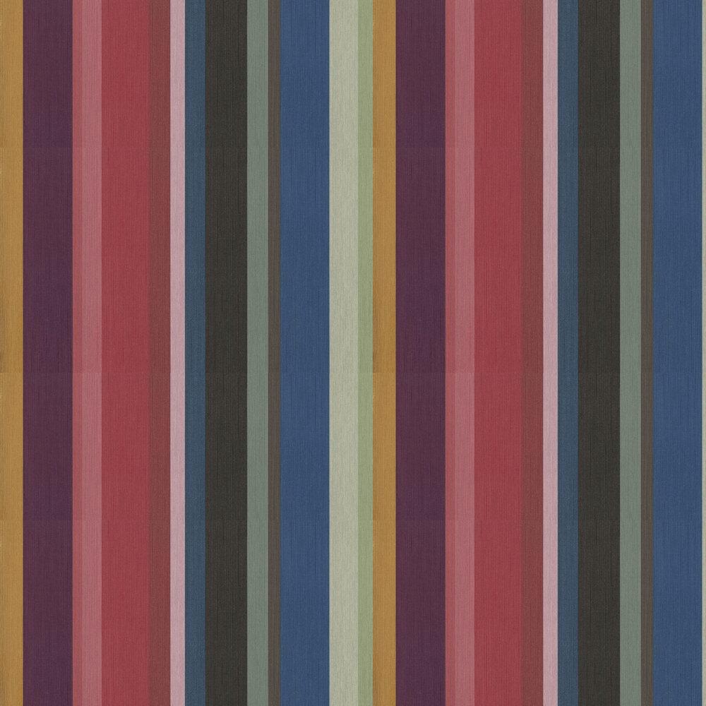 Stripes Wallpaper - Multi - by Eijffinger