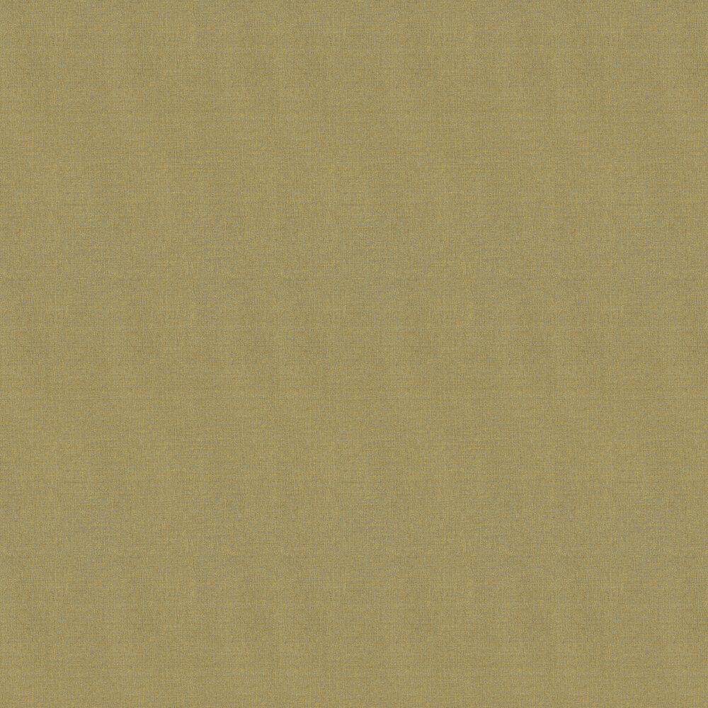 Plain Wallpaper - Ochre - by Eijffinger