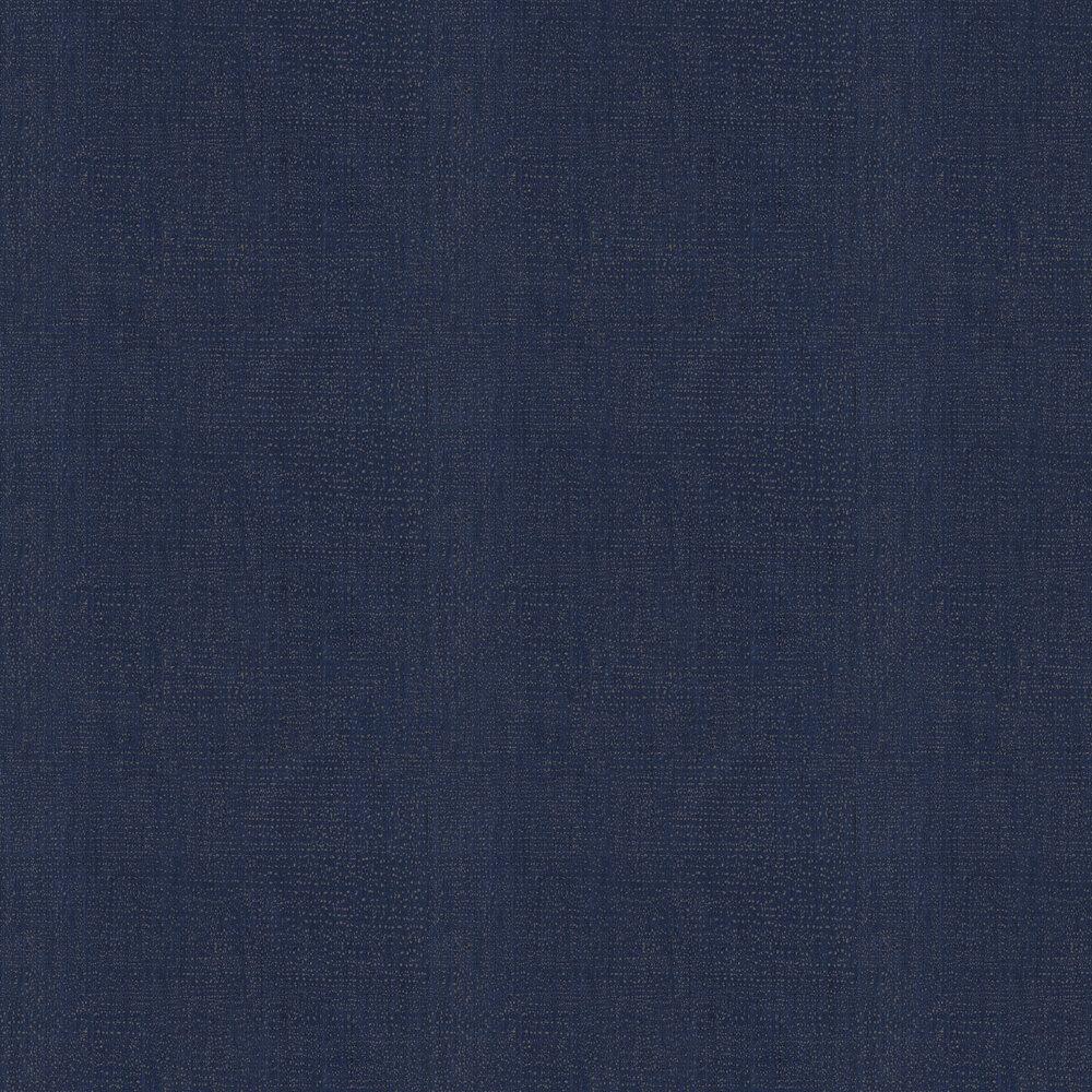 Textured Plain Wallpaper - Navy - by Eijffinger