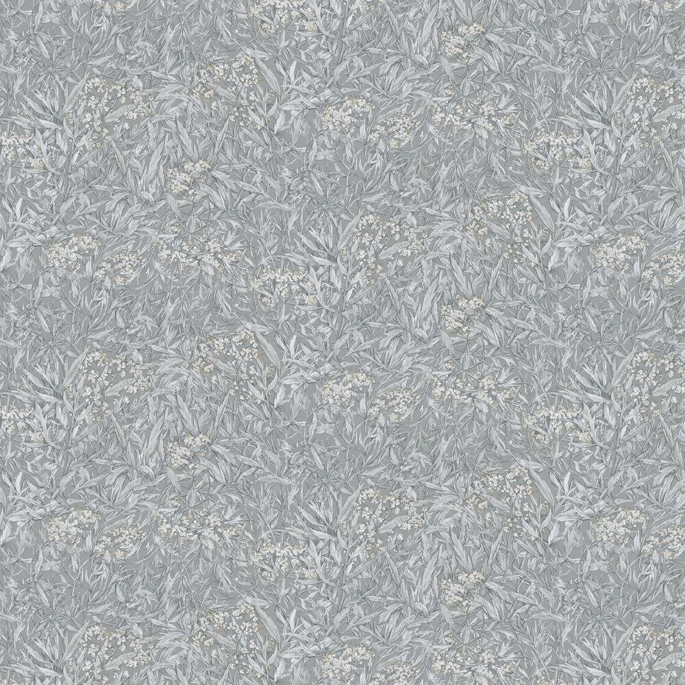 Malin Wallpaper - Mineral grey - by Sandberg