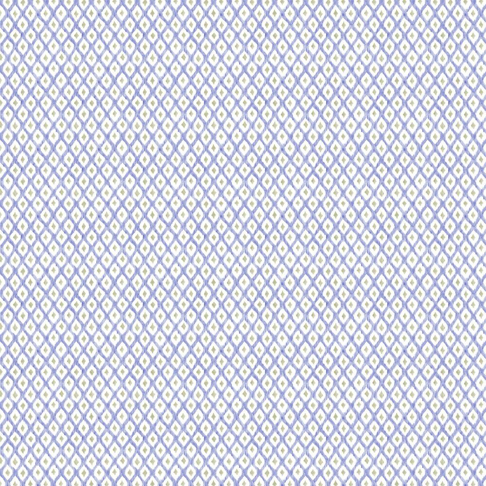 Animal Print Wallpaper - Indigo - by Coordonne
