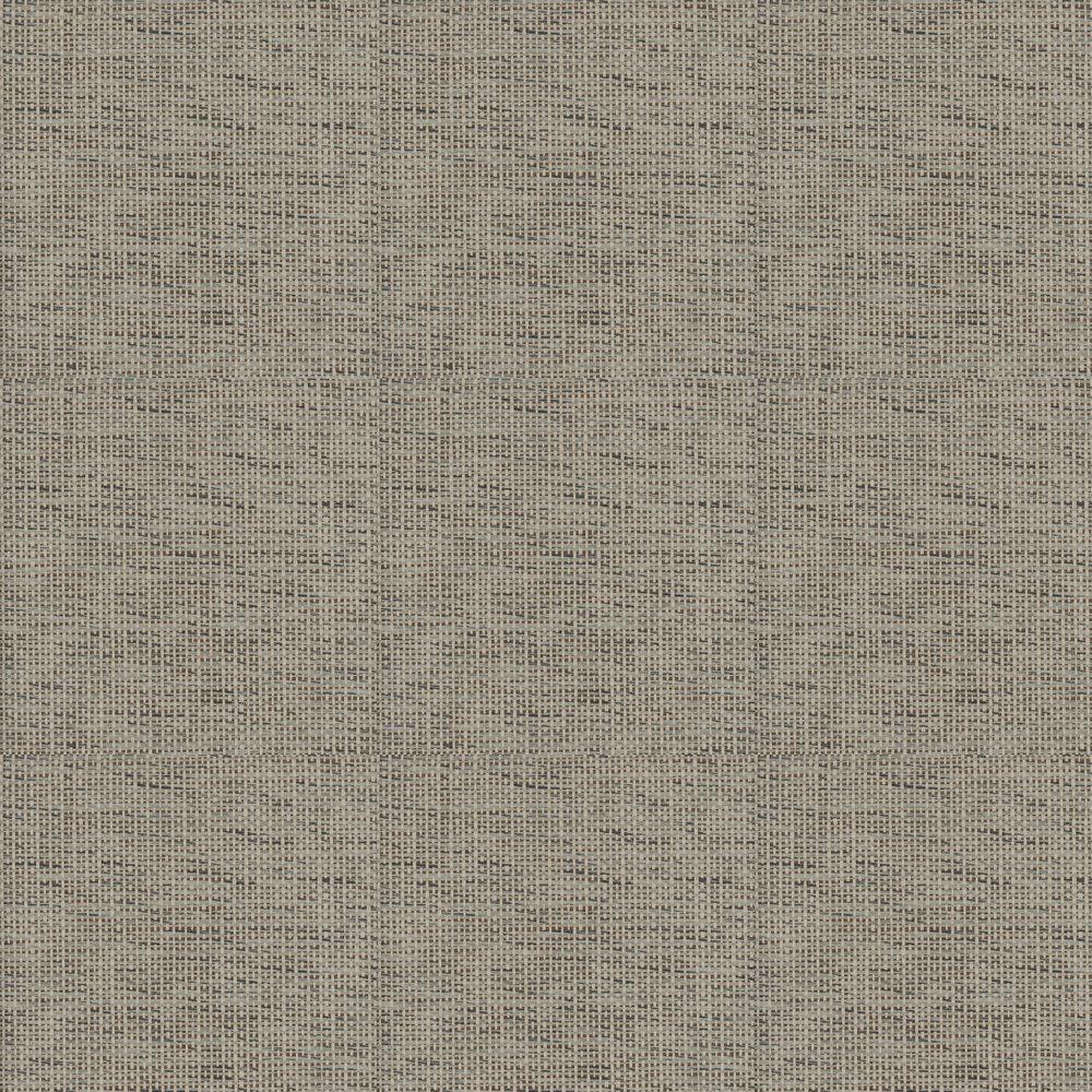 Design 18 Wallpaper - Mer & Nacre Colour Story - Ash - by Coordonne