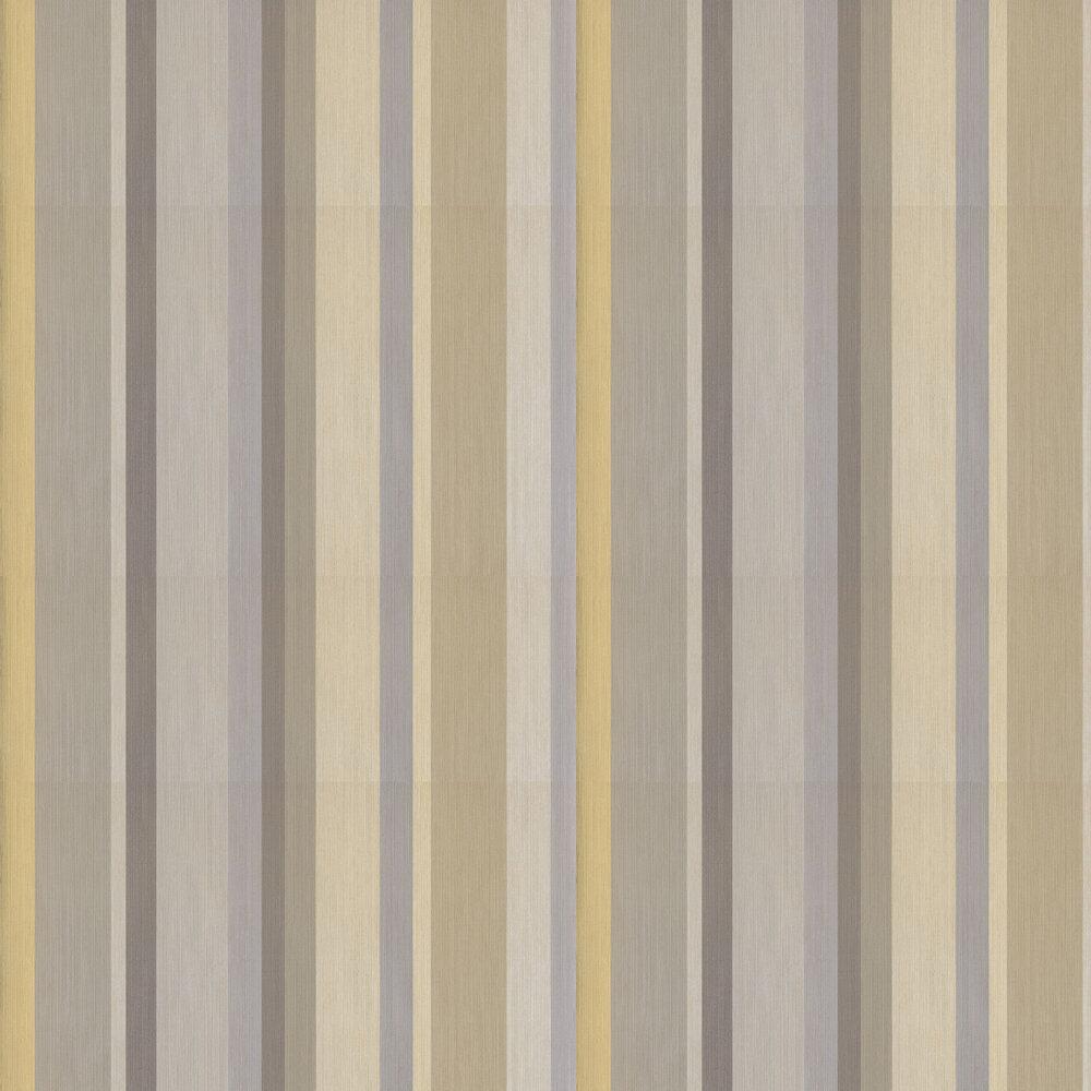Stripes Wallpaper - Beige - by Eijffinger