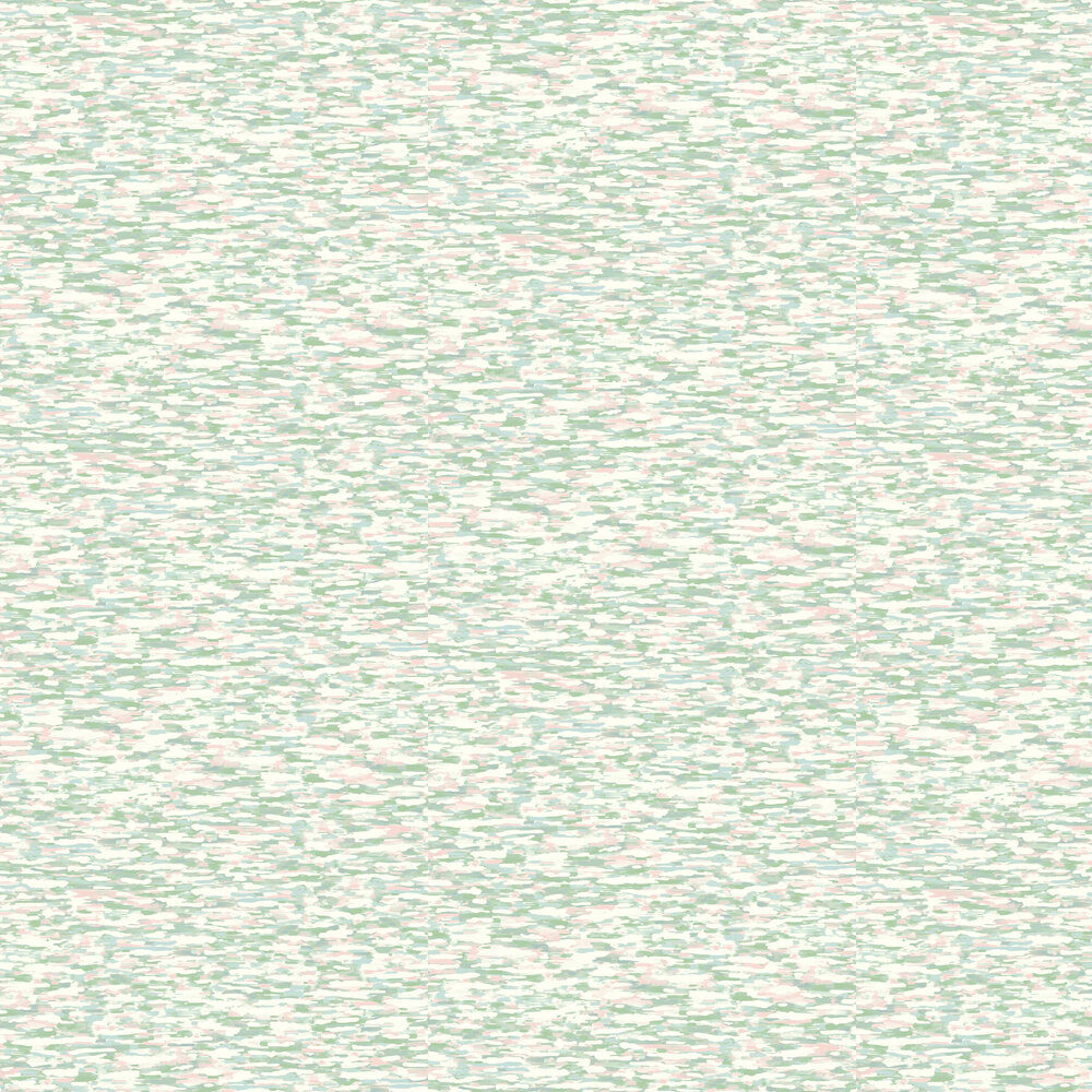Structure Wallpaper - Green - by Eijffinger