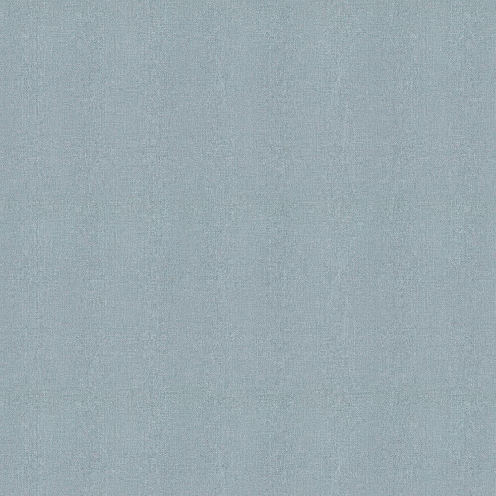 Plain Wallpaper - Blue - by Eijffinger